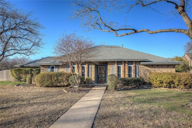 302 Shepards Hill Drive, Rockwall, TX 75087 (MLS #13777305) :: Team Hodnett