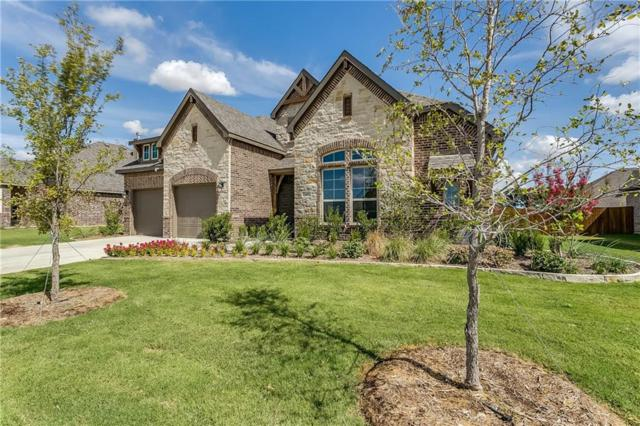 605 Autumn Run Drive, Midlothian, TX 76065 (MLS #13777385) :: Team Hodnett