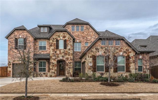 9640 Blanco Drive, Lantana, TX 76226 (MLS #13777452) :: North Texas Team | RE/MAX Advantage