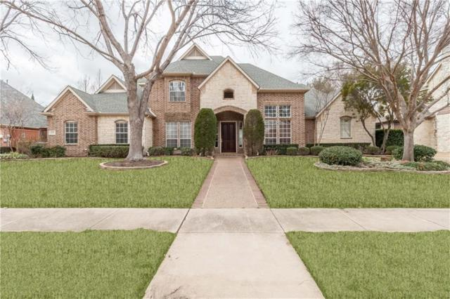 605 Castle Creek Drive, Coppell, TX 75019 (MLS #13777972) :: Hargrove Realty Group