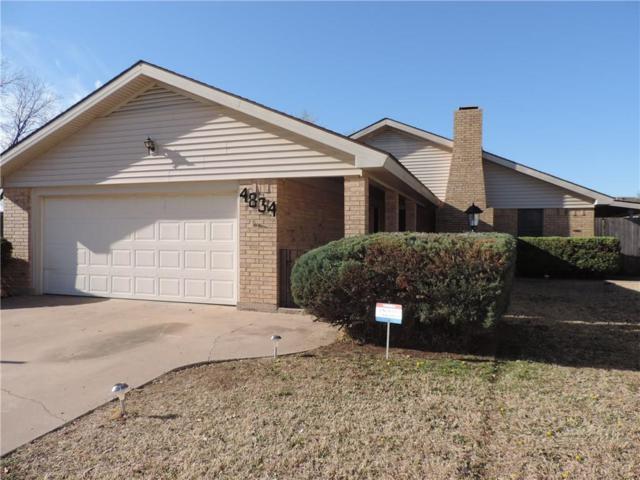 4834 Circle Nineteen, Abilene, TX 79606 (MLS #13778514) :: Team Hodnett