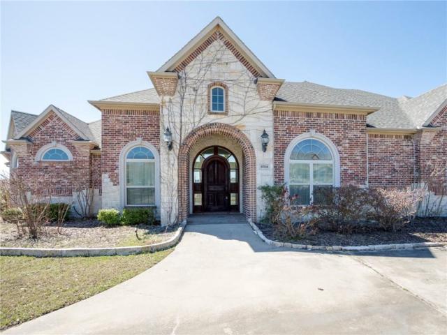 1724 Bison Meadow Lane, Heath, TX 75032 (MLS #13778554) :: Team Hodnett