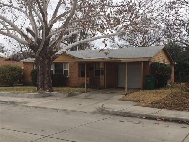 5737 Aton Avenue, Westworth Village, TX 76114 (MLS #13778589) :: Team Hodnett