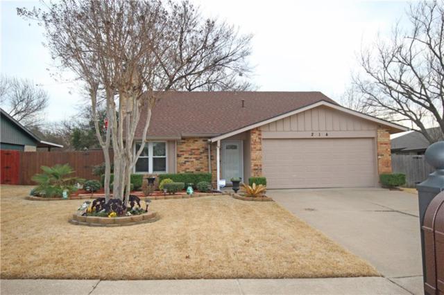 214 Pebblebrook Street, Arlington, TX 76014 (MLS #13778706) :: Magnolia Realty