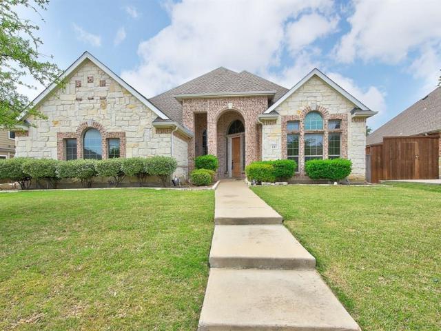 221 Sandstone Drive, Prosper, TX 75078 (MLS #13778817) :: Magnolia Realty
