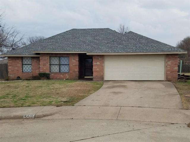 528 Crane Circle, Desoto, TX 75115 (MLS #13779096) :: RE/MAX Preferred Associates