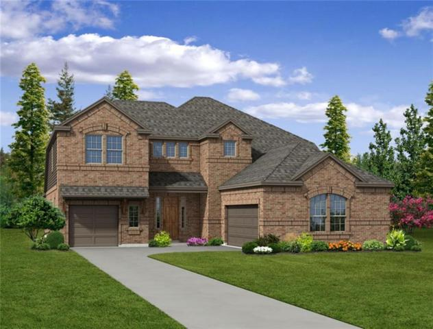 2940 Renmuir Drive, Prosper, TX 75078 (MLS #13779338) :: Frankie Arthur Real Estate
