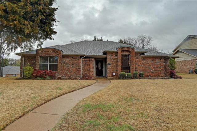 1003 Briar Hill Circle, Duncanville, TX 75137 (MLS #13779359) :: RE/MAX Preferred Associates