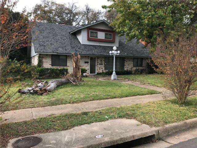6143 Moonglow Drive, Dallas, TX 75241 (MLS #13779384) :: Team Hodnett