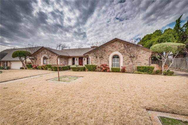 1139 Greenway Drive, Duncanville, TX 75137 (MLS #13779429) :: Team Hodnett