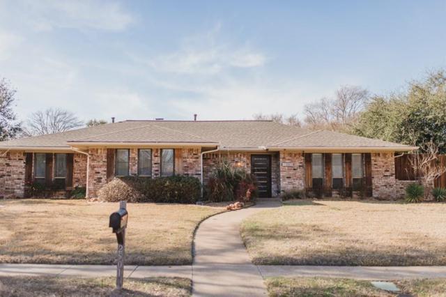 2501 Walnut Lane, Plano, TX 75075 (MLS #13779491) :: Team Hodnett