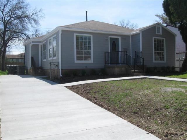 3008 Aster Street, Dallas, TX 75211 (MLS #13780162) :: Team Hodnett