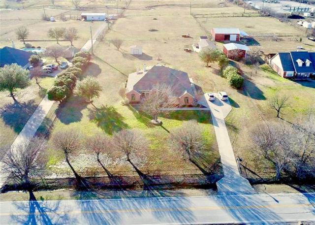 13925 Bates Aston Road, Haslet, TX 76052 (MLS #13780329) :: Team Hodnett