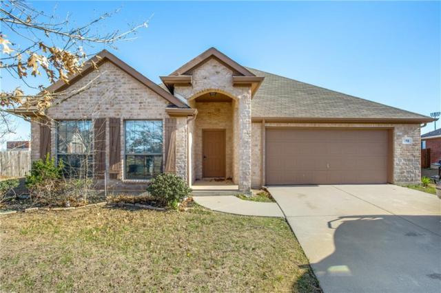 78 N Highland Drive, Sanger, TX 76266 (MLS #13780450) :: Team Hodnett