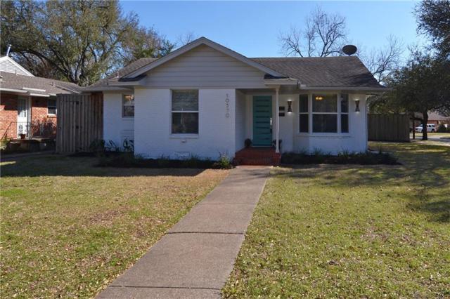 10530 Lakemere Drive, Dallas, TX 75238 (MLS #13780778) :: Team Hodnett