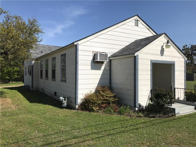 405 S Bowie Drive, Weatherford, TX 76086 (MLS #13781453) :: Team Hodnett