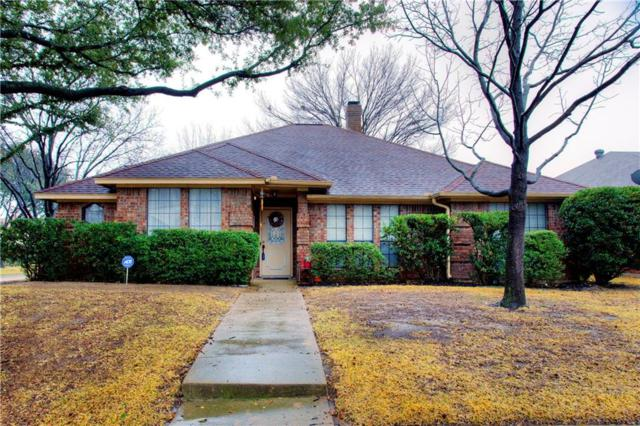 2819 Ironwood Drive, Grand Prairie, TX 75052 (MLS #13781995) :: The FIRE Group at Keller Williams