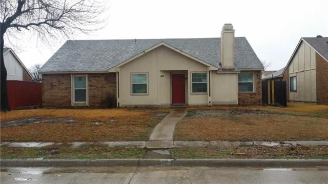 2733 Hackberry Lane, Garland, TX 75042 (MLS #13782011) :: Team Hodnett