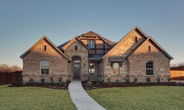 921 St. Peter Lane, Prosper, TX 75078 (MLS #13782088) :: Team Hodnett