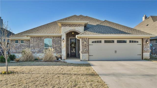 315 Oar Wood Drive, Granbury, TX 76049 (MLS #13782112) :: Team Hodnett