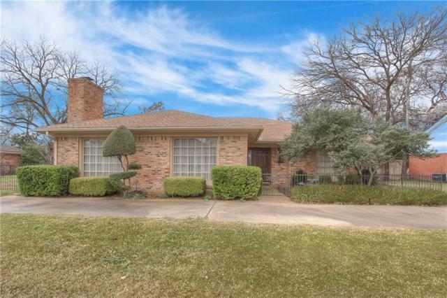 3808 Hollow Creek Road, Benbrook, TX 76116 (MLS #13782121) :: Team Hodnett