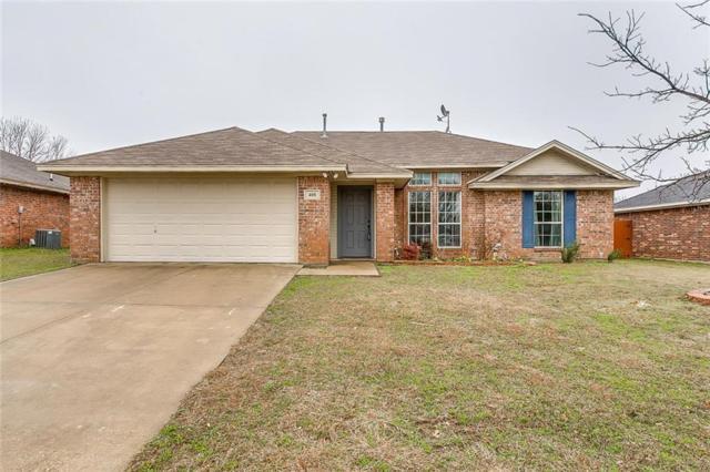 408 Harvest Hill Lane, Venus, TX 76084 (MLS #13782189) :: Team Hodnett