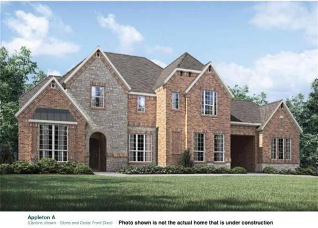 830 Shackleford Lane, Prosper, TX 75078 (MLS #13782387) :: Team Hodnett