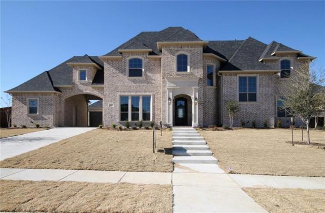 921 Circle J Trail, Prosper, TX 75078 (MLS #13782478) :: Team Hodnett