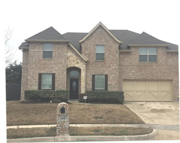 308 Caladium Court, Mansfield, TX 76063 (MLS #13782524) :: Team Hodnett