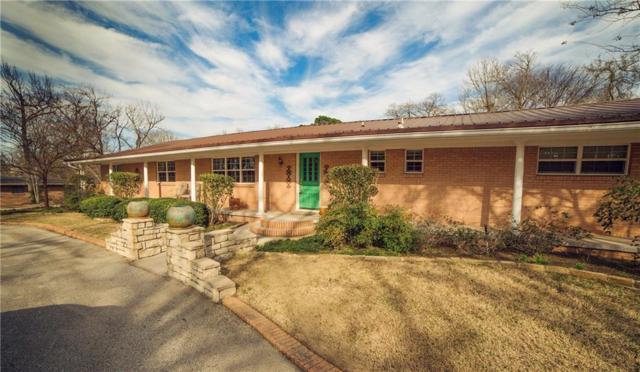 1005 Mill Run Road, Athens, TX 75751 (MLS #13782533) :: Team Hodnett