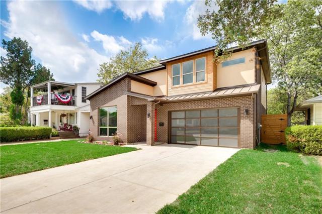 6903 Prosper Street, Dallas, TX 75209 (MLS #13782725) :: Team Tiller
