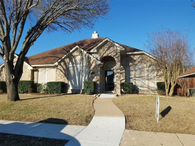 2620 Hyacinth Drive, Mesquite, TX 75181 (MLS #13783055) :: Team Hodnett