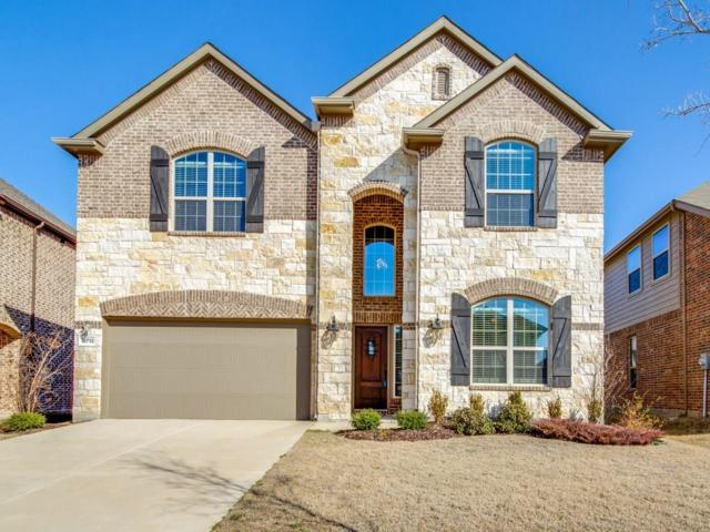 16713 Dry Creek Boulevard, Prosper, TX 75078 (MLS #13783519) :: Team Hodnett