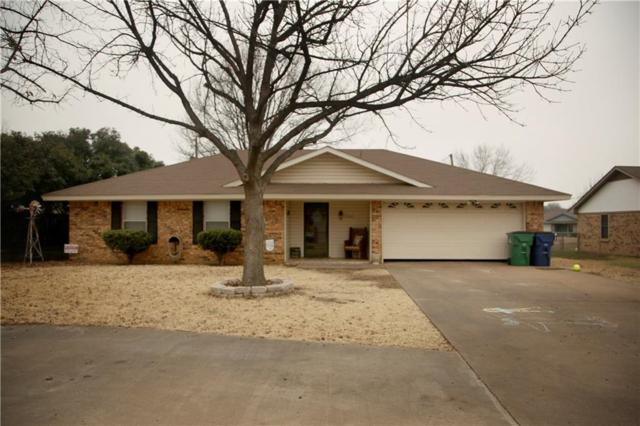 1502 Carolina Street, Graham, TX 76450 (MLS #13783550) :: Team Hodnett