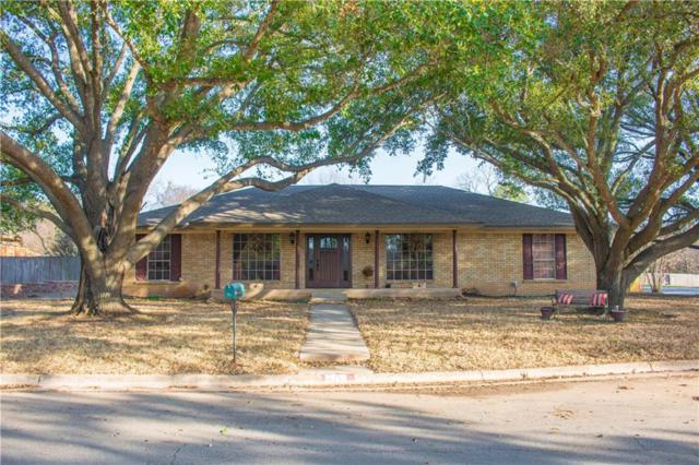 1 Canyon Creek Drive, Brownwood, TX 76801 (MLS #13783959) :: Team Hodnett