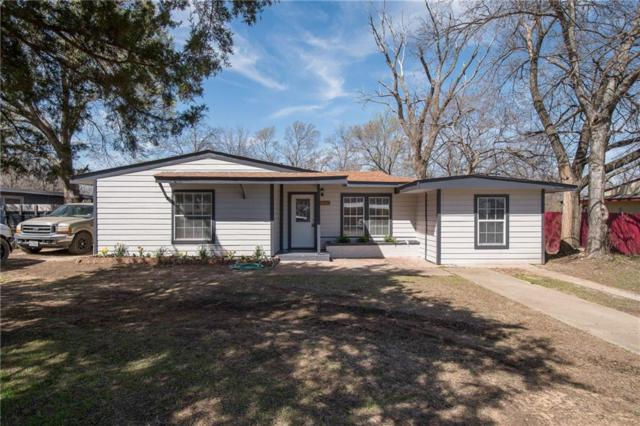 3821 Kimbo Road, Fort Worth, TX 76111 (MLS #13784200) :: Team Hodnett