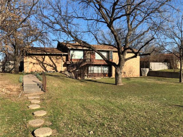 1225 Cedar Crest Drive, Abilene, TX 79601 (MLS #13784830) :: Team Hodnett