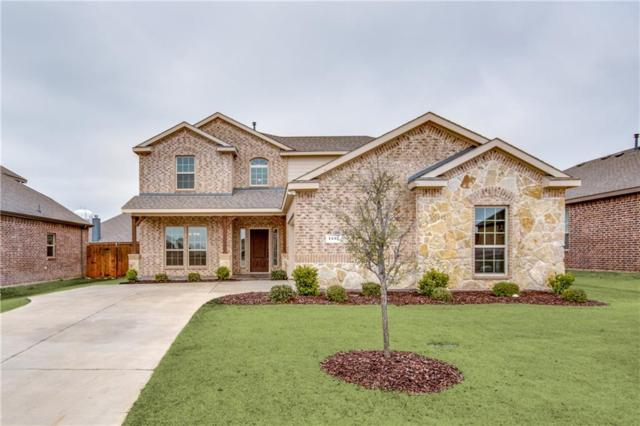 1452 Brewer Lane, Celina, TX 75009 (MLS #13784936) :: Team Hodnett