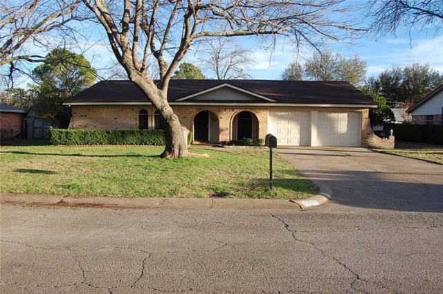 1205 Cindy Lane, Cleburne, TX 76033 (MLS #13785243) :: Team Hodnett
