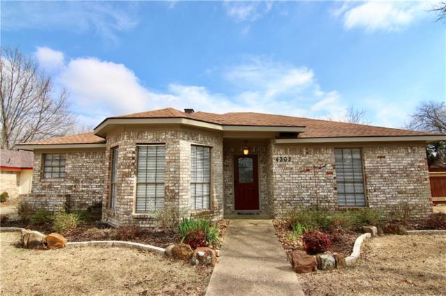 4302 Simmons Drive, Rowlett, TX 75088 (MLS #13785317) :: RE/MAX Landmark
