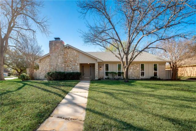 201 Hillview Drive, Hurst, TX 76054 (MLS #13785368) :: Team Hodnett