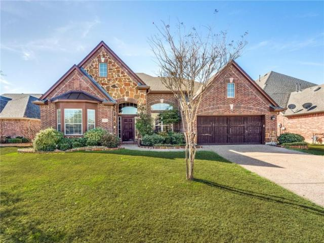921 Coral Ridge Court, Prosper, TX 75078 (MLS #13785551) :: Team Hodnett