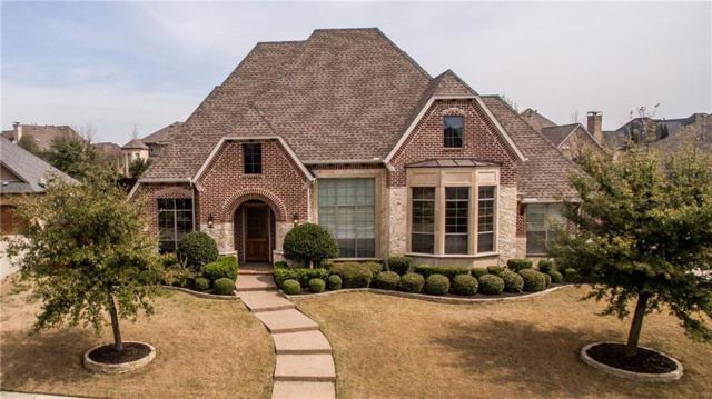 11726 Sabino Court, Frisco, TX 75033 (MLS #13785719) :: Team Hodnett