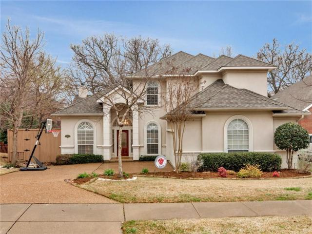 1414 Rio Bend Court, Grapevine, TX 76051 (MLS #13786036) :: Team Hodnett