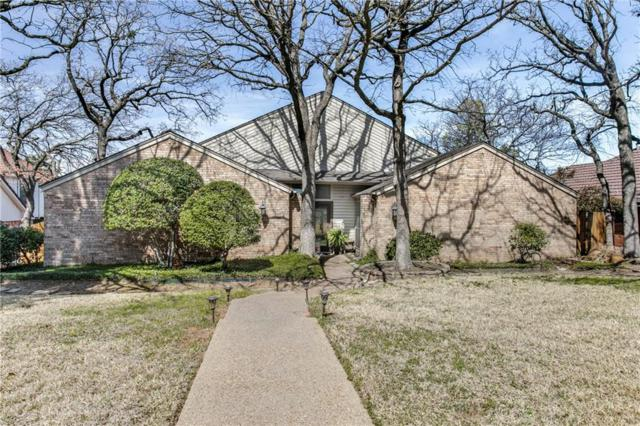 605 Sunlight Drive, Arlington, TX 76006 (MLS #13786065) :: Team Hodnett