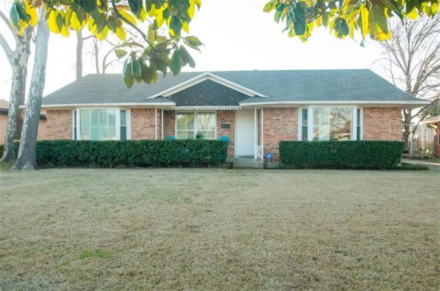 8521 Lockhaven Drive, Dallas, TX 75238 (MLS #13786297) :: Frankie Arthur Real Estate