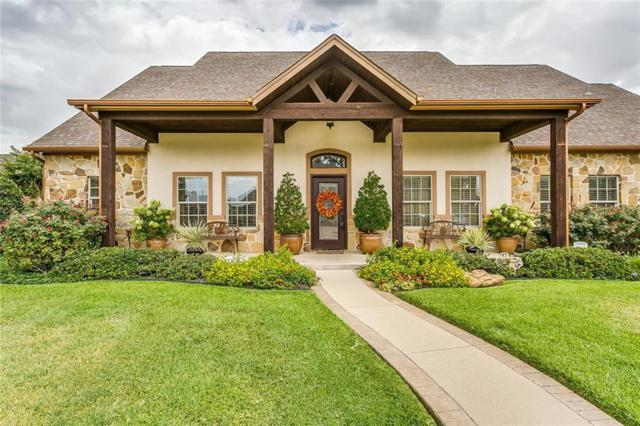 1201 Lytham Court, Fort Worth, TX 76028 (MLS #13786768) :: The Real Estate Station