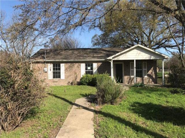 118 N 1st Street W, Dawson, TX 76639 (MLS #13787184) :: Team Hodnett