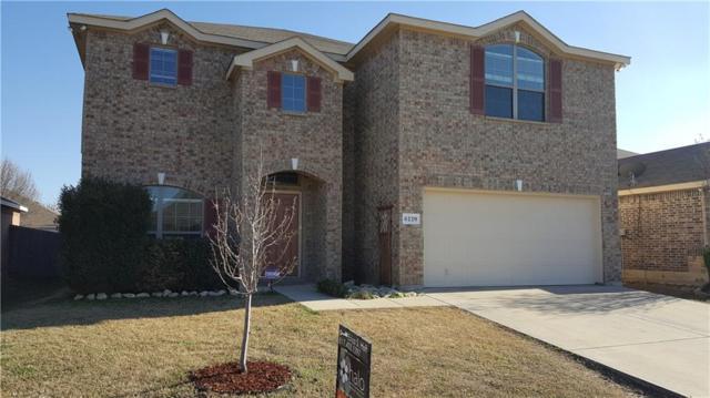 6220 Chalk Hollow Drive, Fort Worth, TX 76179 (MLS #13787320) :: Team Hodnett