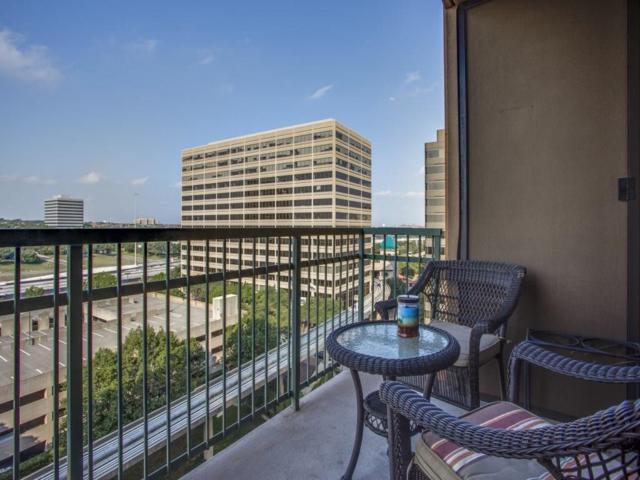 330 Las Colinas Boulevard E #1018, Irving, TX 75039 (MLS #13787340) :: Team Hodnett